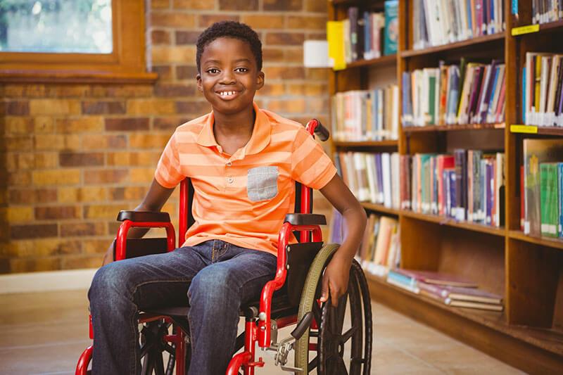 Timmers MediCare Roosendaal - Ook voor kinder rolstoelen het juiste adres